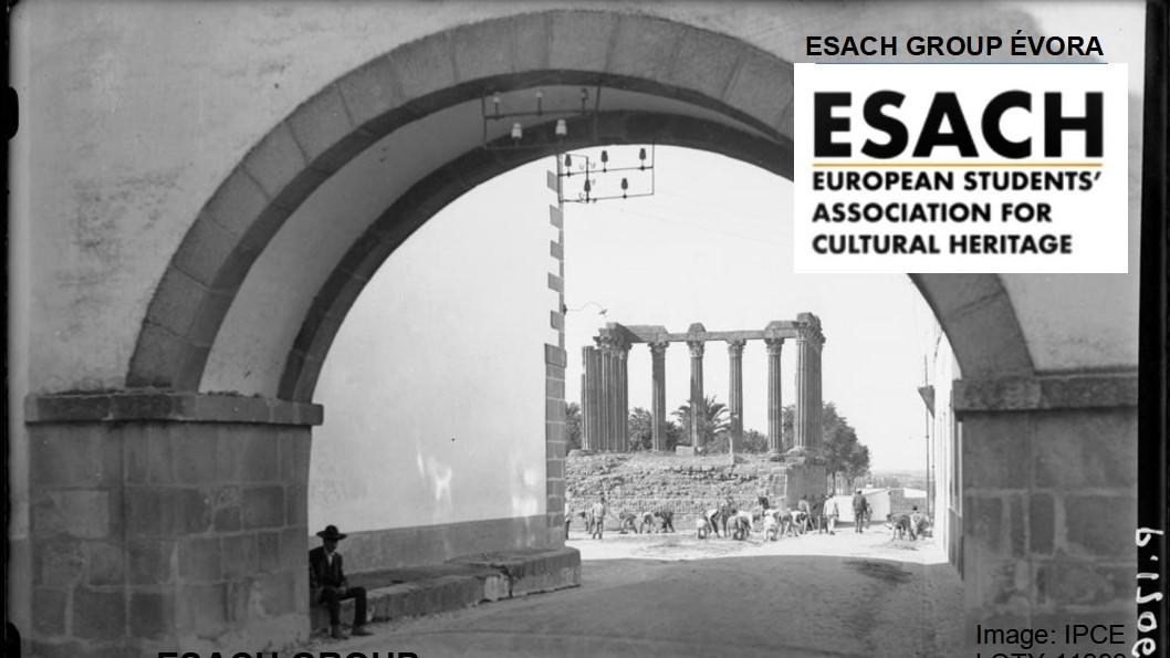 Encuentro público de presentación de ESACH Évora